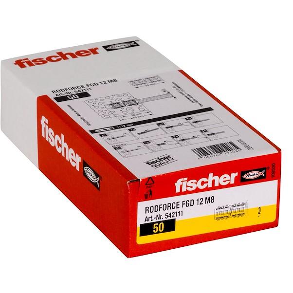 FISCHER RODFORCE 12X35MM