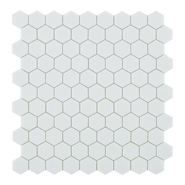NORDIC MATT WHITE HEX 910/D