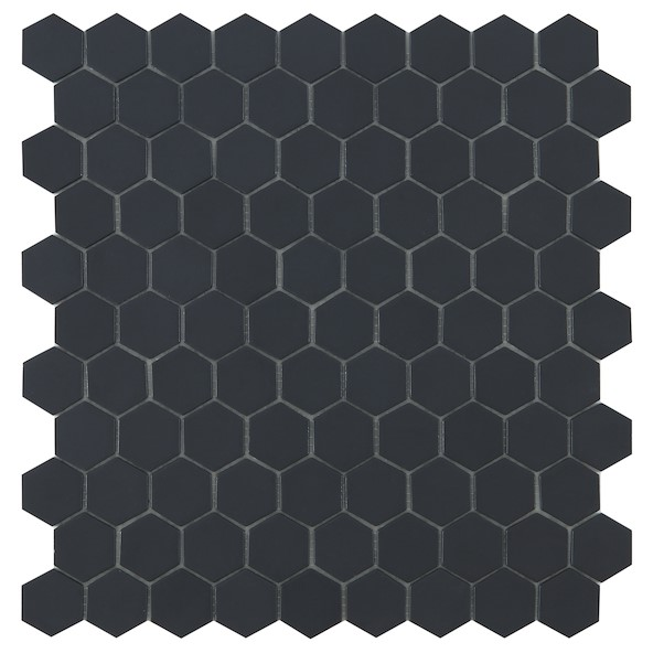 NORDIC MATT BLACK HEX 903H