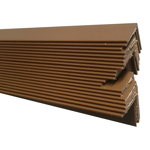 PVC CASTANHO 35X35X2600MM