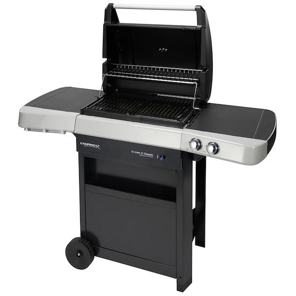 barbecue a gás campingaz 2 series classic cline rbs