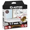 AXTON SILICONE 1-7MMX6M CASTANHO