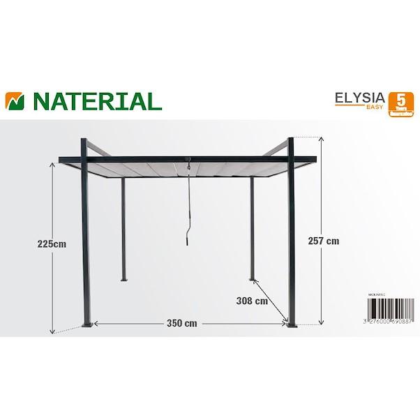 NATERIAL ELYSIA 3,1X3,5M