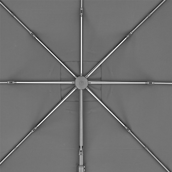 NATERIAL SONORA LED ANTRACITE 280X390CM